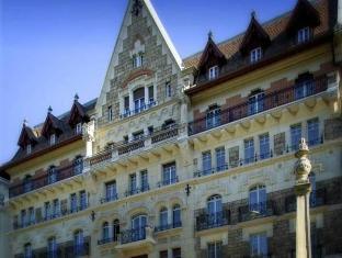 Hotel Longemalle Ženeva - zunanjost hotela
