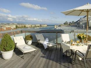 Hotel Longemalle Ženeva - razgled