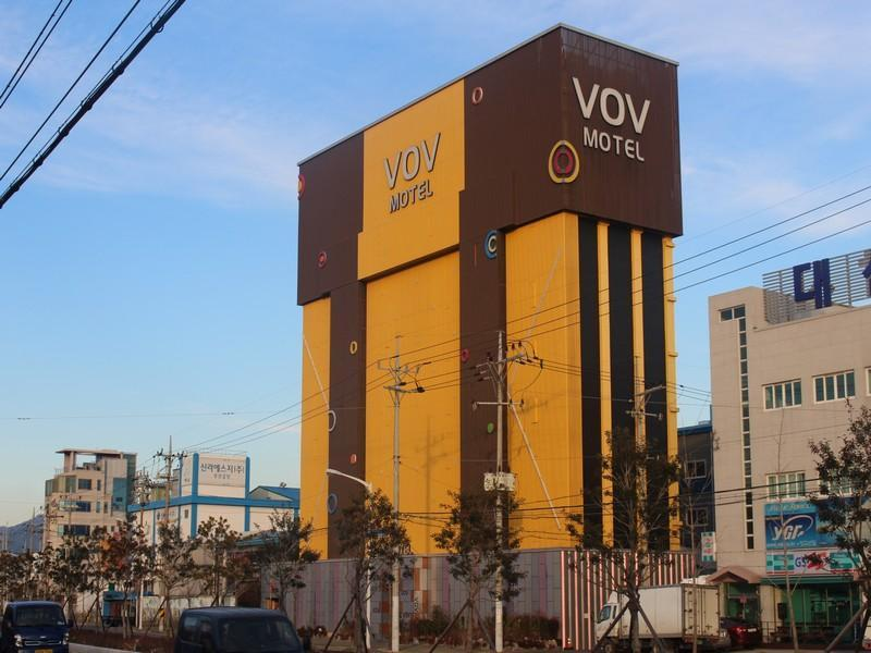 Vov Motel - Hotels and Accommodation in South Korea, Asia