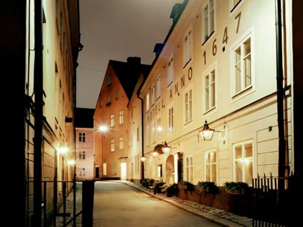 Hotell Anno 1647 Stockholm - Hotel Exterior