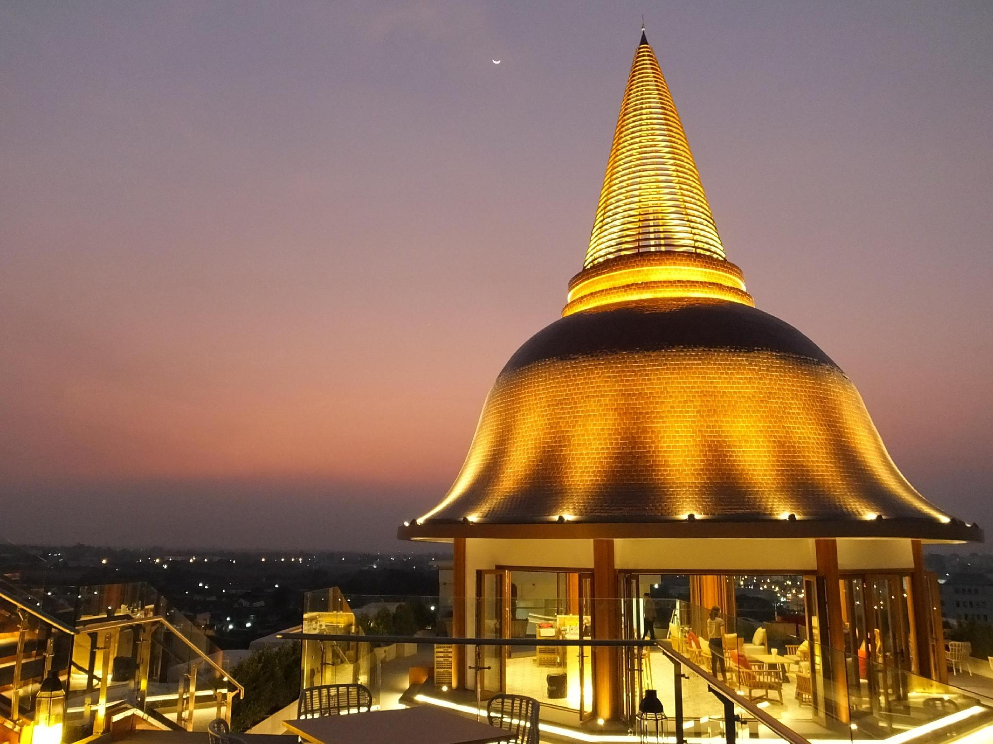 Mida Grande Hotel Dhavaravati Nakhon Pathom - Hotels and Accommodation in Thailand, Asia