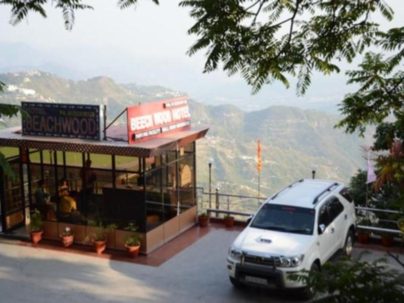 Hotel beechwood jhula ghar mussoorie india great for Terrace jhula