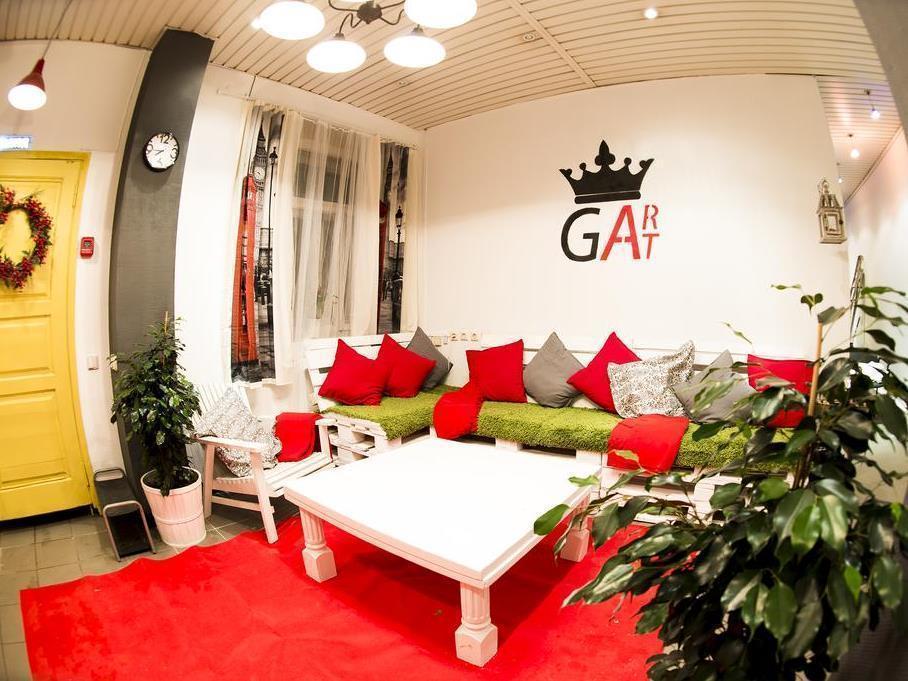 Art-Gindza Hostel