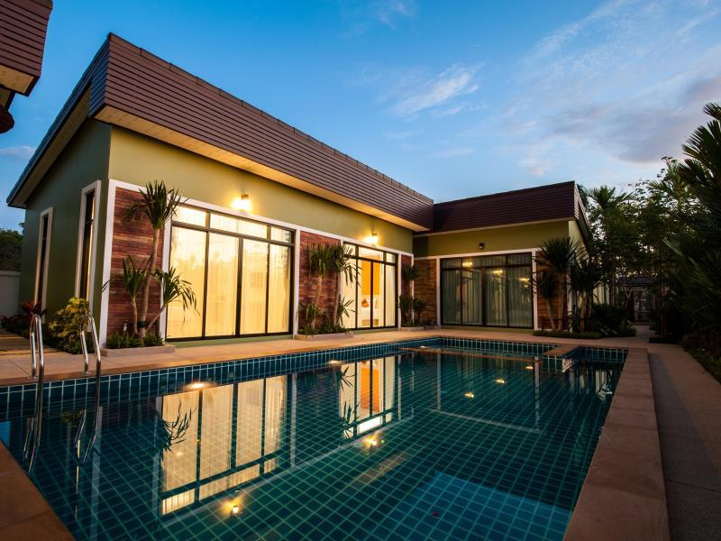 Jinda Resort - Hotels and Accommodation in Thailand, Asia