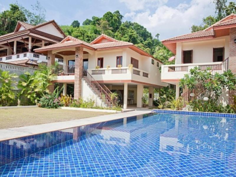 Loch Palm Villa B - Hotels and Accommodation in Thailand, Asia