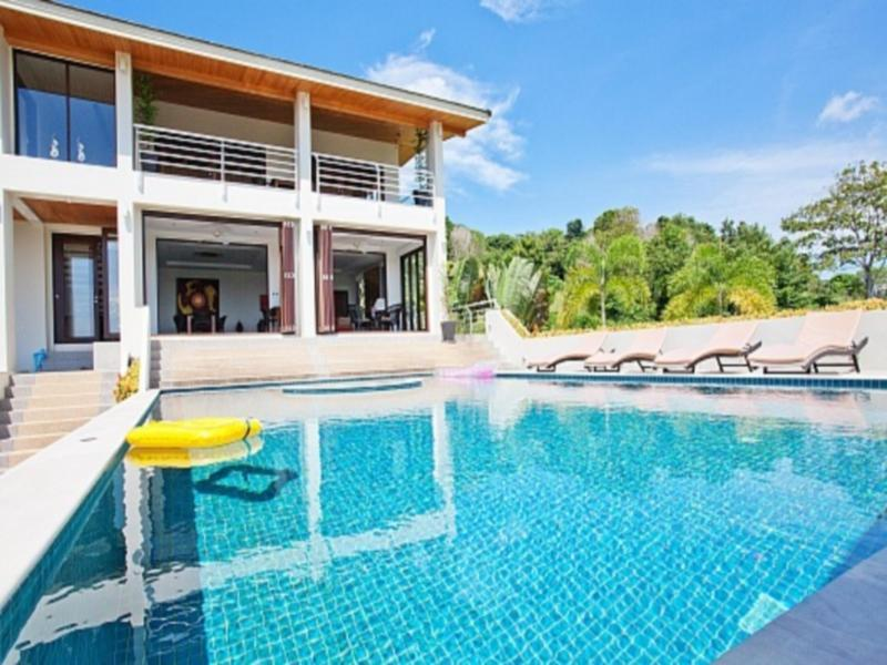 Ocean Breeze Villa - Hotels and Accommodation in Thailand, Asia