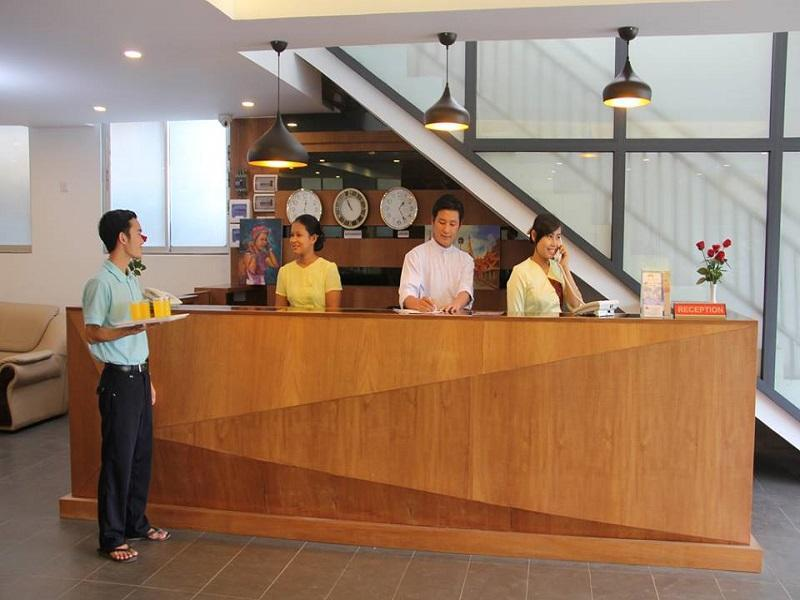 Star Max Hotel - Hotels and Accommodation in Myanmar, Asia