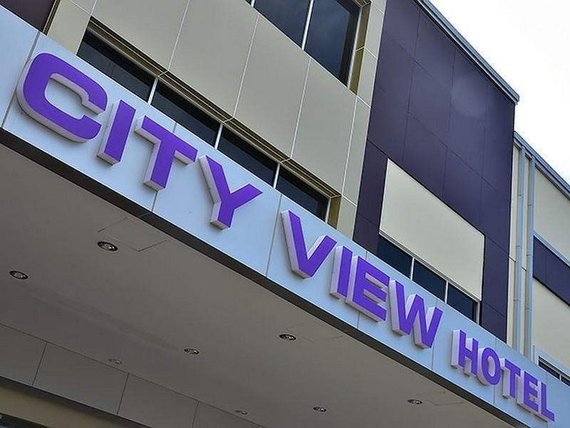 Hotel City View - Hotels and Accommodation in Indonesia, Asia