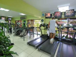 Kingston Hilton Hotel Kingston - Fitness Room