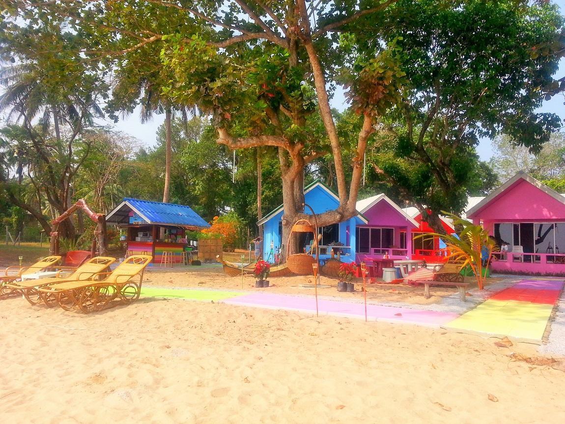Baan Love At Sea - Hotell och Boende i Thailand i Asien