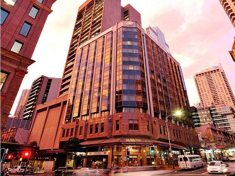 Metro Sydney Central Hotel - Hotell och Boende i Australien , Sydney