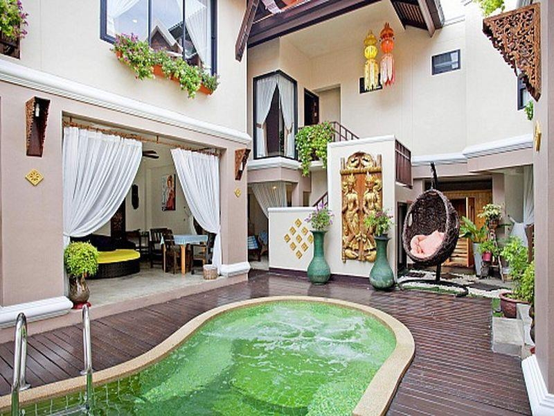 Jomtien Lotus Villa - Hotels and Accommodation in Thailand, Asia