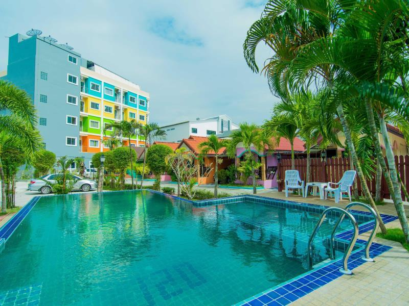 Phaithong Sotel Resort - Hotels and Accommodation in Thailand, Asia