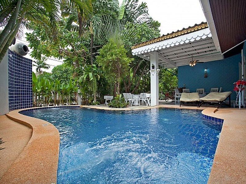 Jomtien Paradise Villa - Hotels and Accommodation in Thailand, Asia