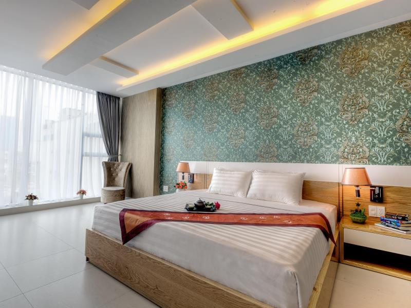 Hong Vina Luxury Hotel - Ho Chi Minh City