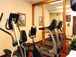 Hampton Inn Allentown Hotel Allentown (PA) - Fitness Room