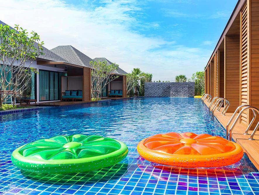 Vann Hua Hin Resort - Hotels and Accommodation in Thailand, Asia