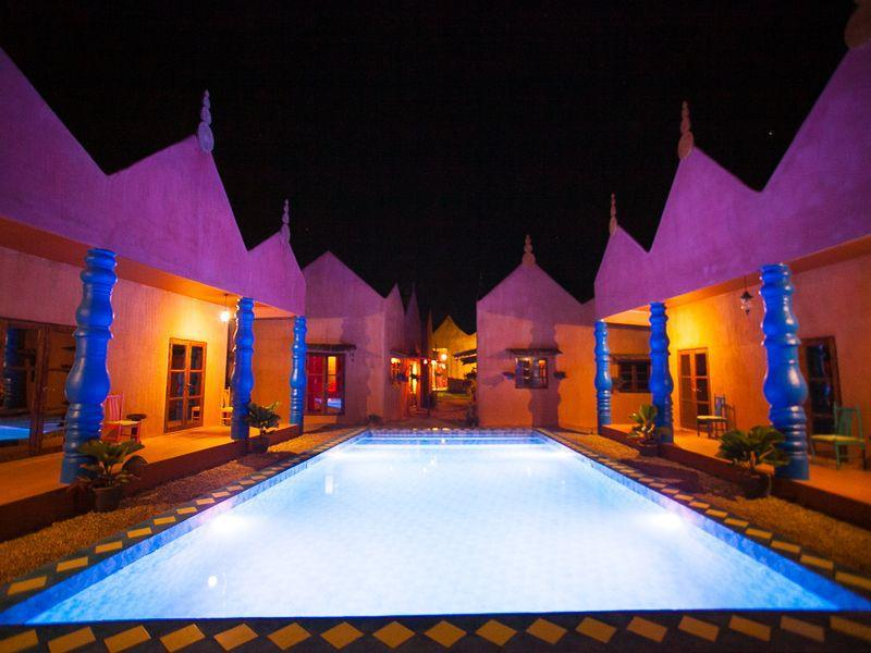 Baannommaew Retreat Kanchanaburi - Hotels and Accommodation in Thailand, Asia