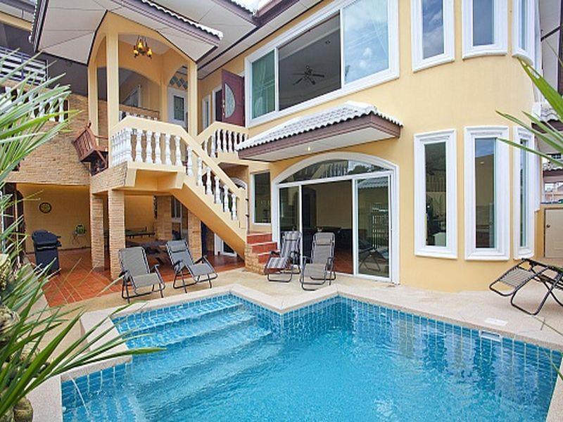 Villa Patiharn 7Bed - Hotels and Accommodation in Thailand, Asia