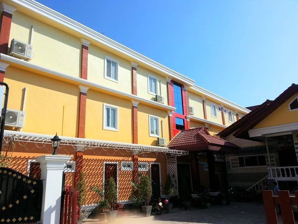 Oulayphet Hotel - Hotels and Accommodation in Laos, Asia