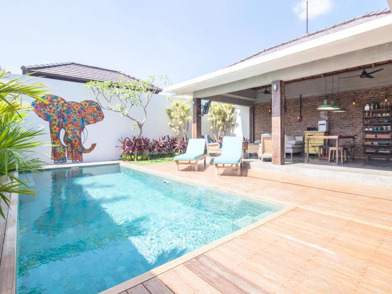 4Quarters Luxury Pool Villas Bali