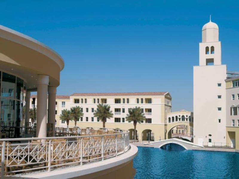 Marriott Executive Apartments Dubai Green Community - Hotels and Accommodation in United Arab Emirates, Middle East