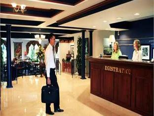 Hampton Inn Greensburg Hotel Greensburg (PA) - Lobby