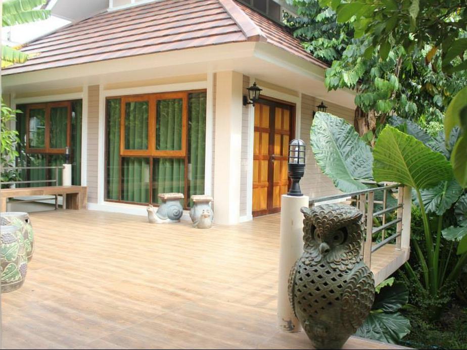 Damnoen Care Resort - Hotell och Boende i Thailand i Asien