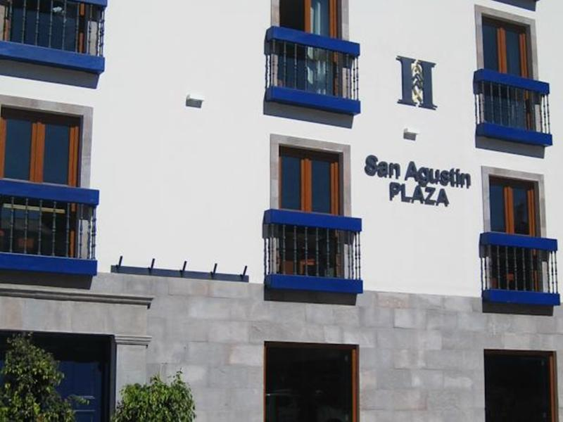 San Agustin Plaza - Hotels and Accommodation in Peru, South America