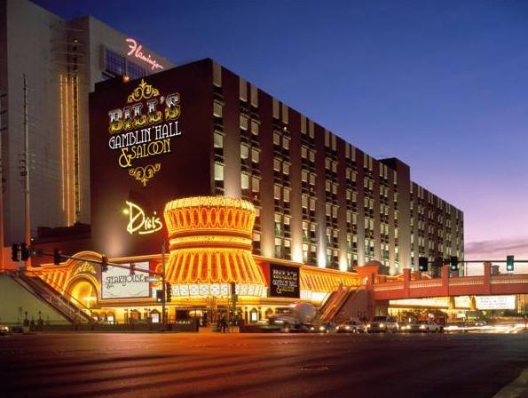 Bill's Gamblin Hall & Saloon Hotel Las Vegas (NV)