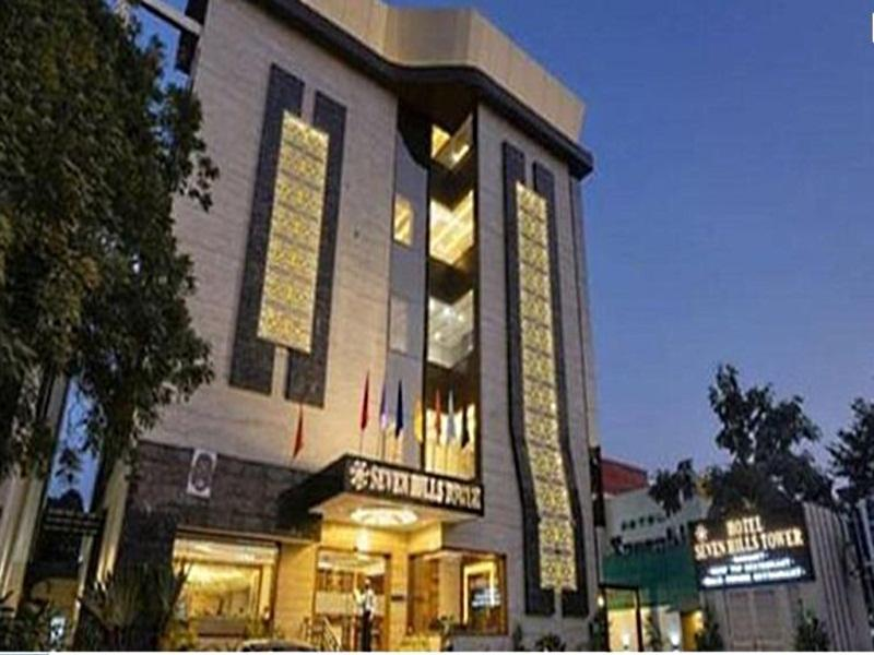 Hotel Seven Hills Tower - Agra