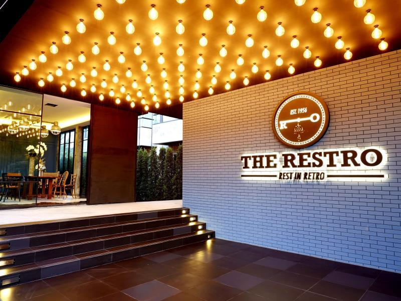 The Restro Hotel - Hotels and Accommodation in Thailand, Asia