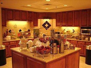 Hampton Inn & Suites Valley Forge-Oaks Hotel Oaks (PA) - Breakfast Area