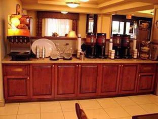 Hampton Inn & Suites Valley Forge-Oaks Hotel Oaks (PA) - Coffee Stand in Lobby
