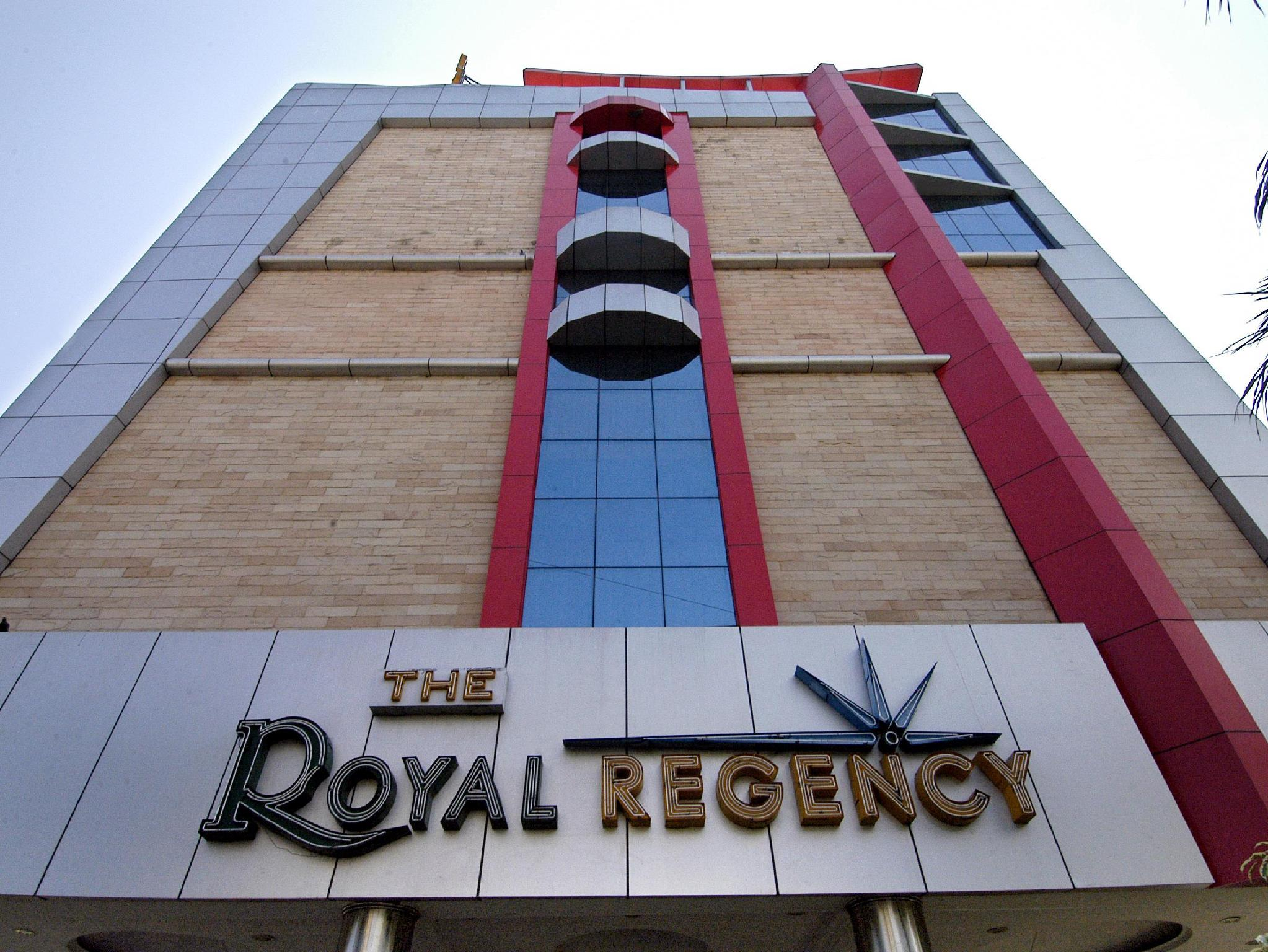 Royal Regency Hotel Chennai - Hotel Aussenansicht