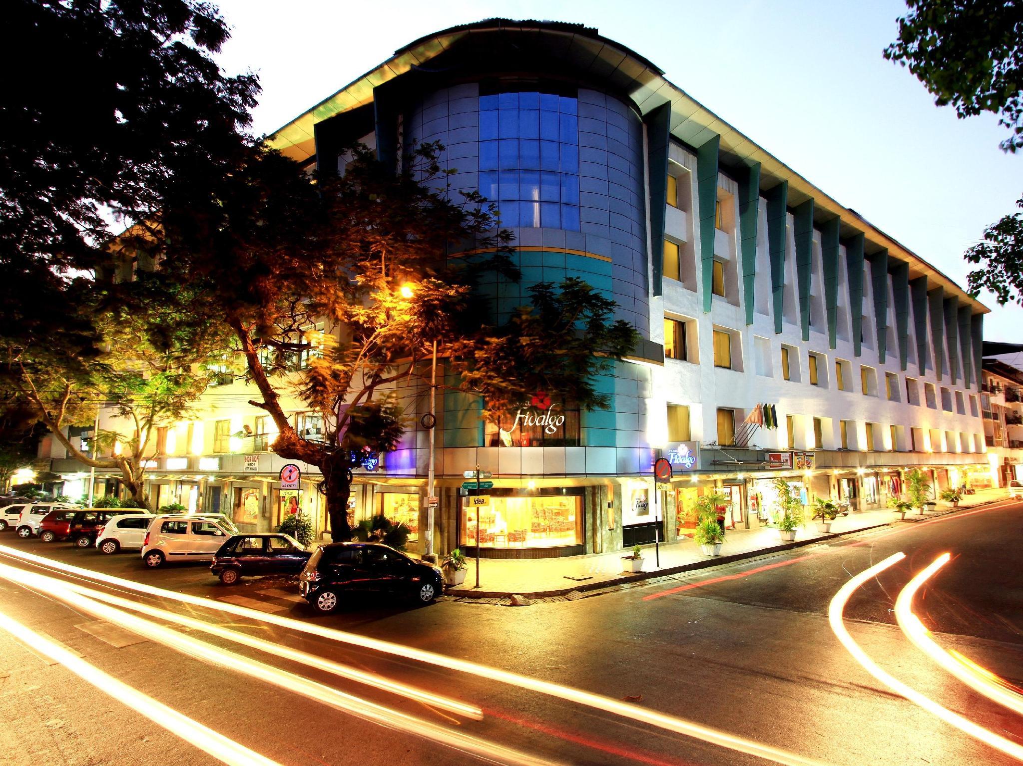 Fidalgo Hotel - Hotell och Boende i Indien i Goa