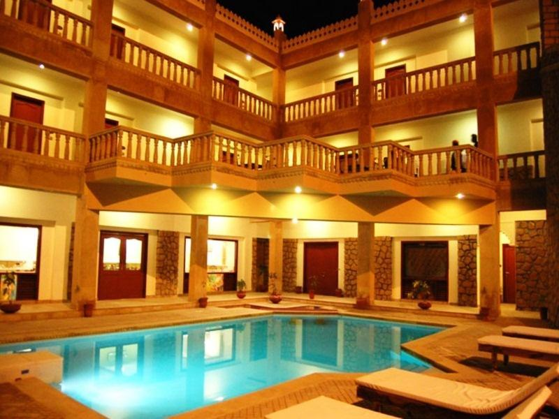 Deoki Niwas Palace - Hotel and accommodation in India in Jaisalmer