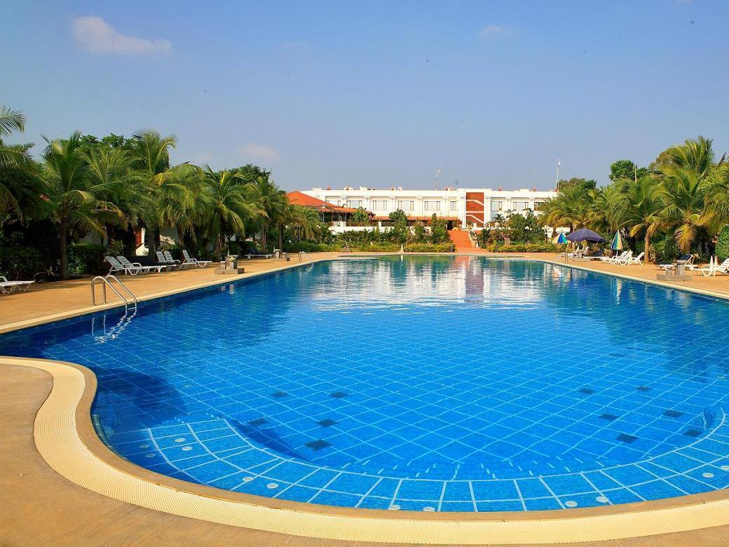 Chariot Beach Resort - Hotell och Boende i Indien i Mahabalipuram