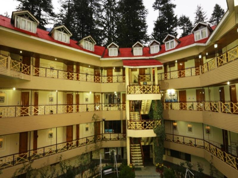 Snow Valley Resorts - Hotell och Boende i Indien i Manali