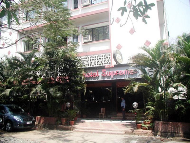 Hotel Supreme Mumbai (Bombay) - Esterno dell'Hotel