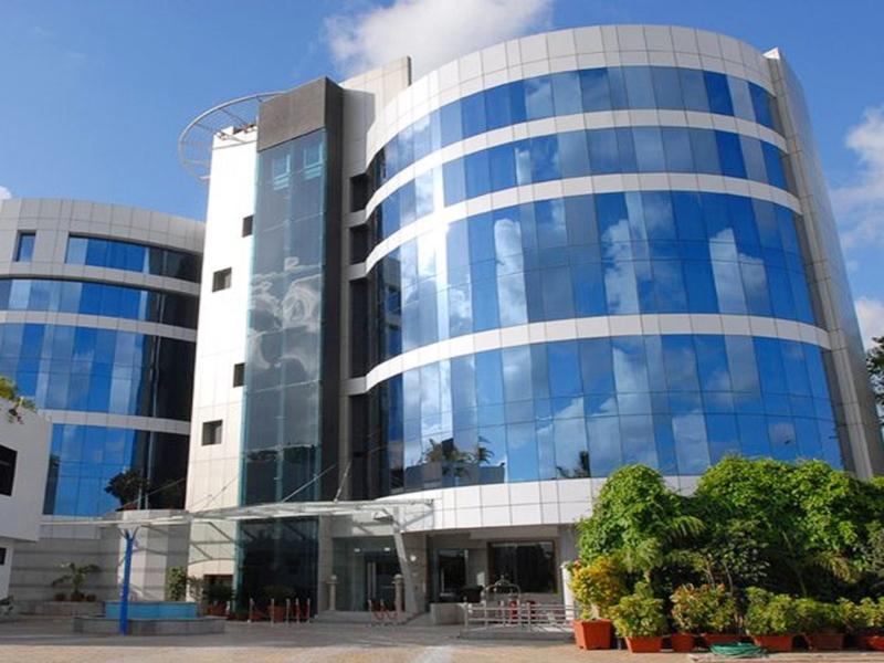 Peninsula Grand Hotel - Hotell och Boende i Indien i Mumbai