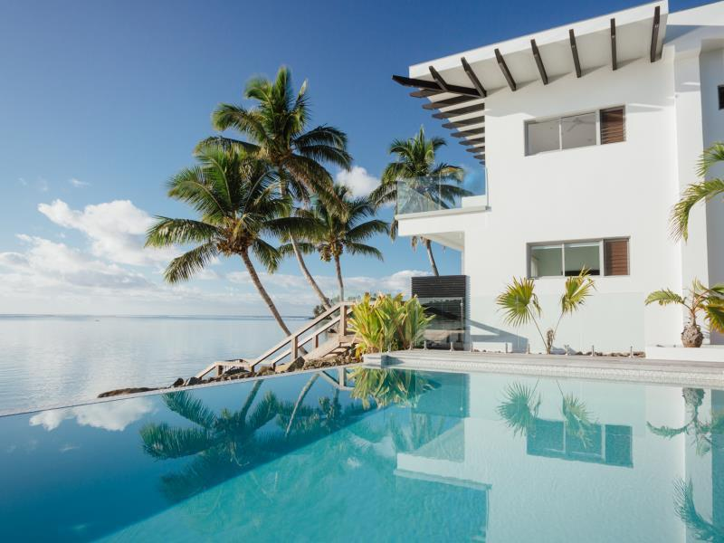 Crystal Blue Lagoon Villas - Hotels and Accommodation in Cook Islands, Pacific Ocean And Australia