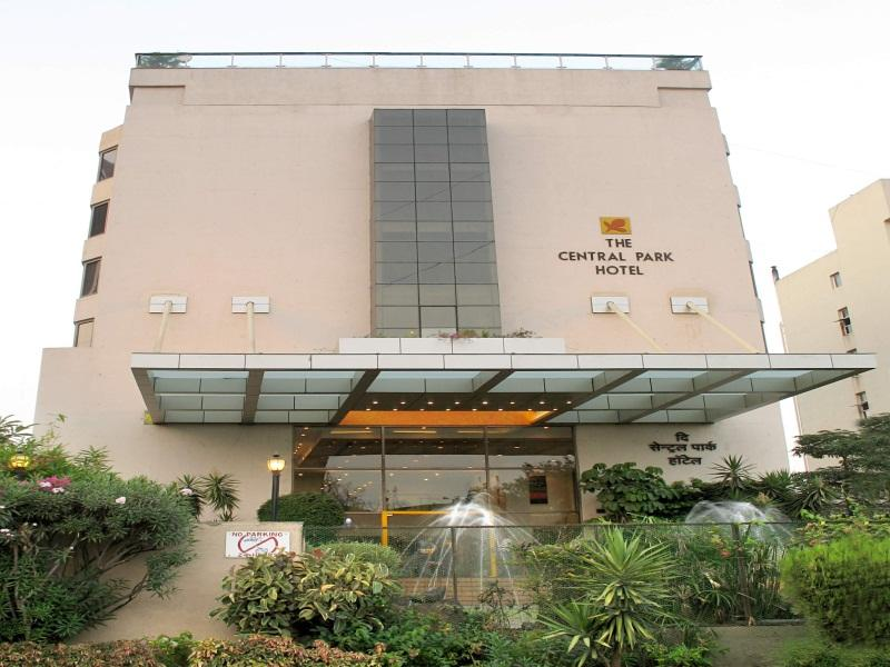 The Central Park Hotel - Hotell och Boende i Indien i Pune