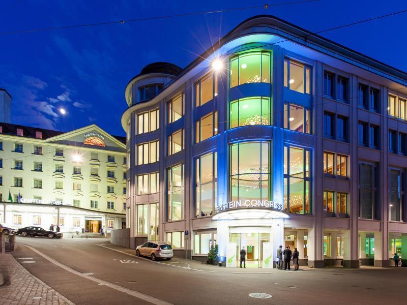 Einstein St Gallen - Hotel Congress Spa Saint Gallen - Exterior