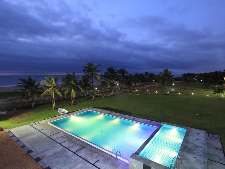 The Ashok Beach Resort Pondicherry Chennai Ecr Road Pondicherry India Great Discounted