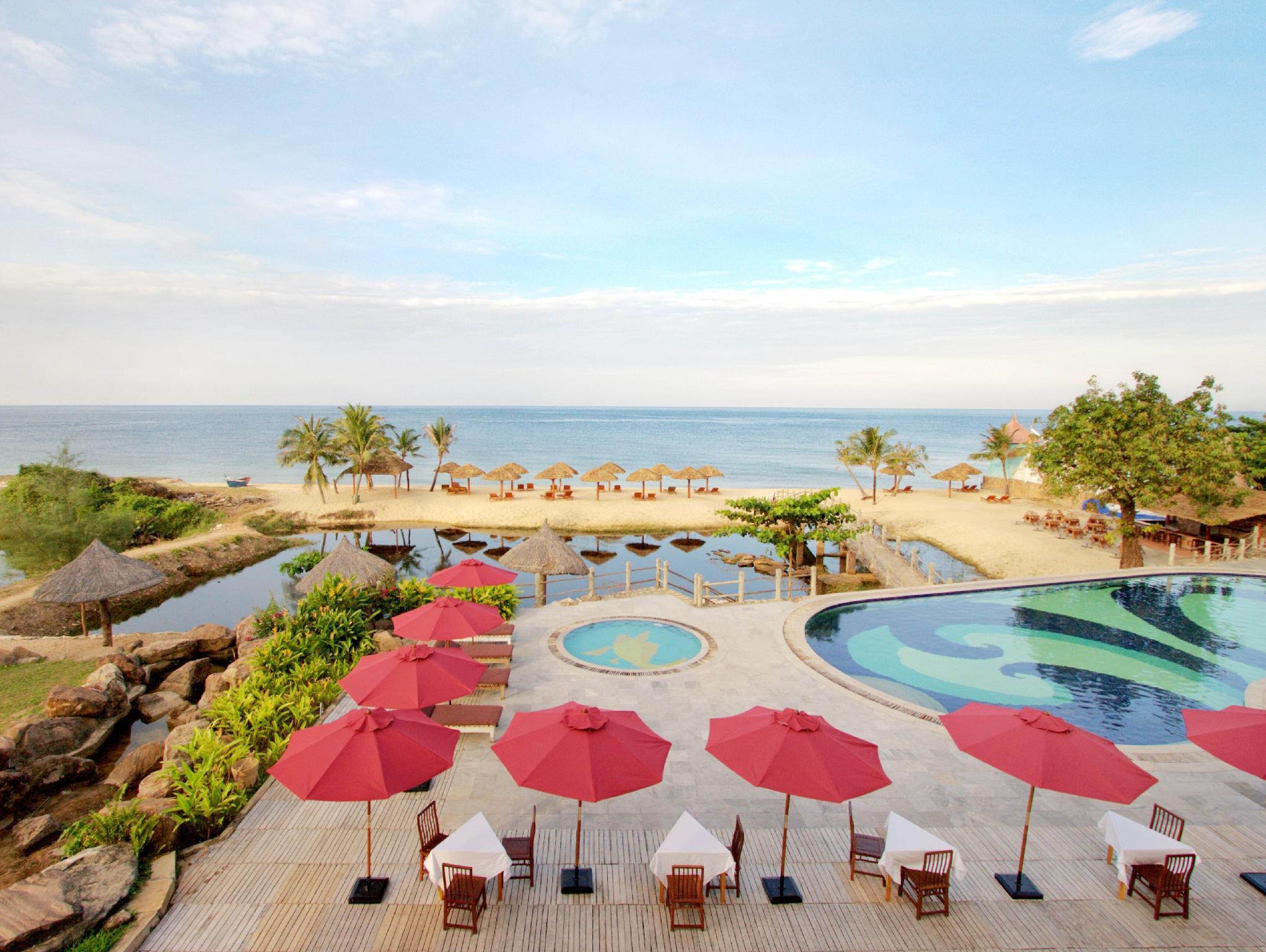 Hotell Long Beach Resort - Phu Quoc Island