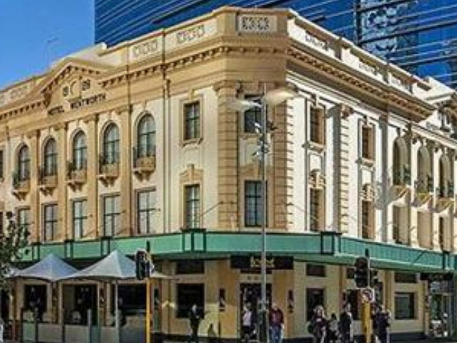 Comfort Inn Wentworth Plaza Hotel - Hotell och Boende i Australien , Perth