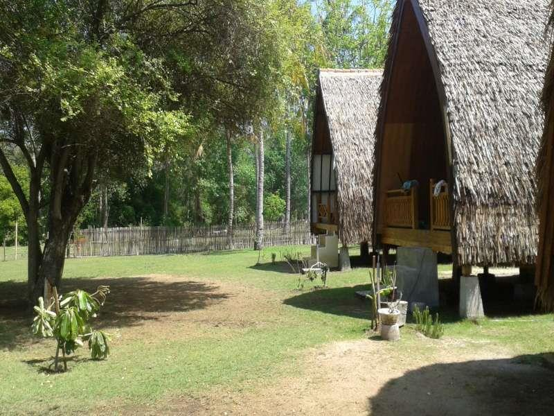 Island Lake Bungalows - Hotels and Accommodation in Indonesia, Asia