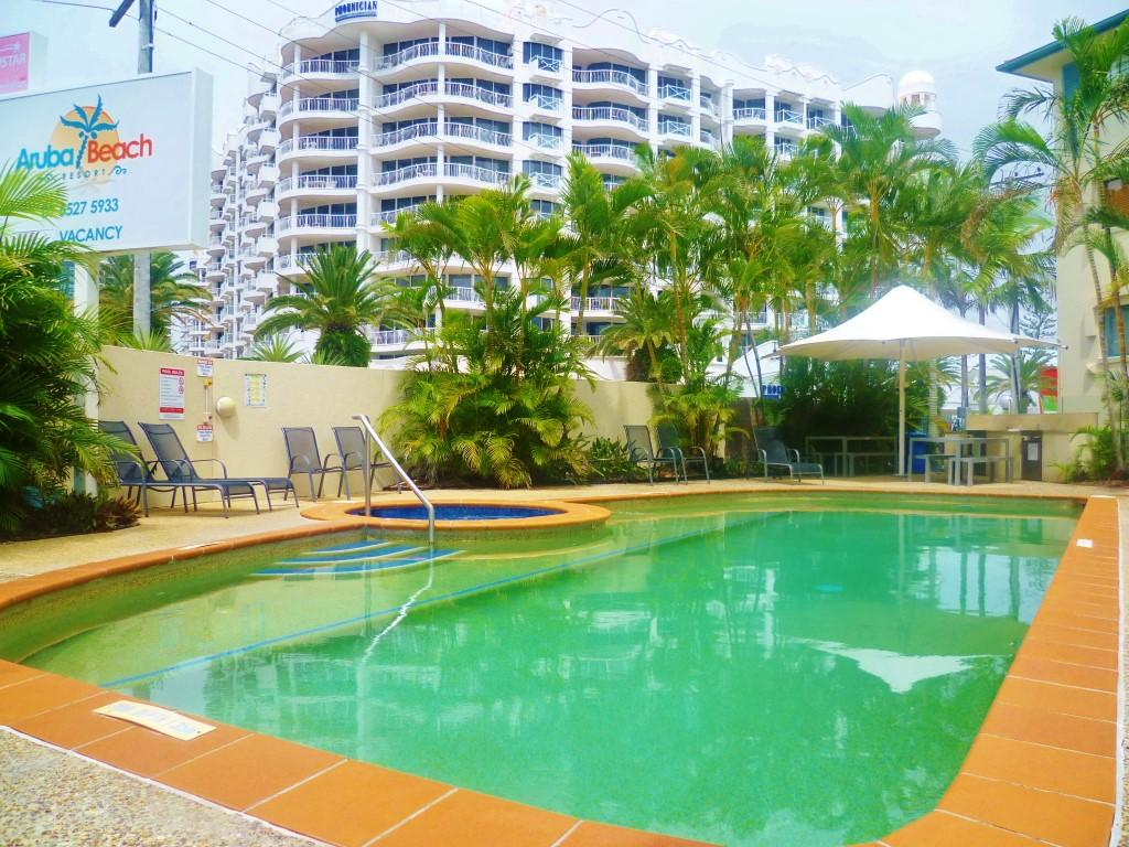 Aruba Beach Resort - Hotell och Boende i Australien , Guldkusten