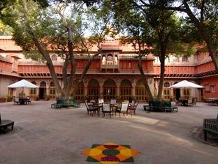 Gajner Palace - Heritage Bikaner - Garden